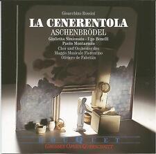 Rossini ~ La Cenerentola (QS) ~ de Fabritiis