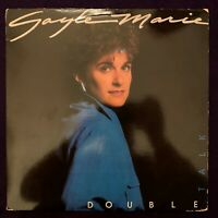 GAYLE MARIE Double Talk LP PRIVATE Modern Soul AOR Rare Vinyl Record EX+