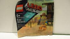 The Lego Movie Western Emmet Minifigure Figure