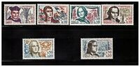 s23354) FRANCE MNH** 1963 Famous persons 6v