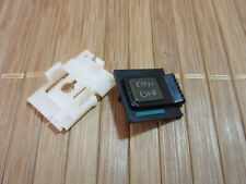 SONY ICF-SW7600G WORLD BAND RECEIVER PARTS: ON / OFF KNOB.