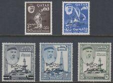 Qatar 1964 ** Mi.42/46 John F. Kennedy JFK