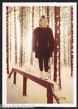 Foto Schnee Dame Winter Mode Photo snow fashion lady femme neige hiver (29)