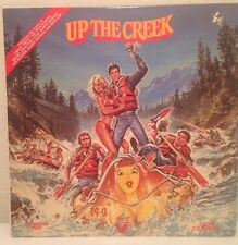 UP THE CREEK Laserdisc LD VERY GOOD CONDITION ULTRA RARE TIM MATHESON