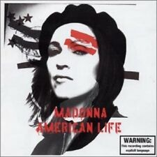 Madonna - American Life (Audio CD 2003) Import NEW