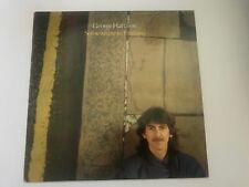 GEORGE HARRISON SOMEWHERE IN ENGLAND LP VINYL RECORD ORIGINAL FIRST PRESS