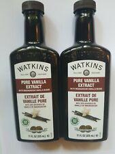 Watkins All Natural Extract Madagascar Bourbon Pure Vanilla 11 Ounce