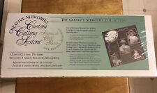 Creative Memories Custom Cutting System 12 inch Patterns 3 Edges Scrap Booking