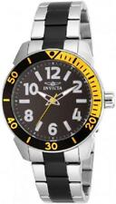 New Mens Invicta 17968 Specialty 45mm Stainless Steel Quartz Watch