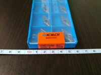 KORLOY VNMG 160408-MP PC8105 / VNMG332-MP PC8105 10 PCS Original carbide inserts