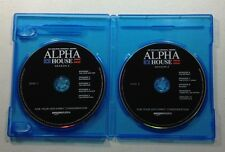 ALPHA HOUSE (Season 2 Complete) Amazon Studios FYC ~ DVD Set, Emmy Press Kit