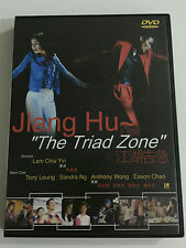 Jiang Hu - The Triad Zone (DVD) Eason Chan Tony Leung  Anthony Wong   Eng Sub