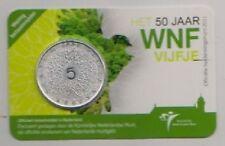 Olanda   5 € 2011 argento WNF coincard