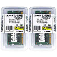 Atech 8GB Kit Lot 2x 4GB PC2-6400 6400 DDR2 DDR-2 800mhz 800 Laptop Memory RAM