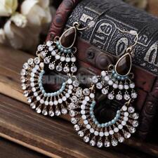 Latest Women's Vintage Behomia Crystal Accessories Drop/Dangle Hook Earrings