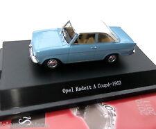 Opel Kadett A Coupe .. 1963  ..hellblau/weiss  1:43 Starline  Models #2195