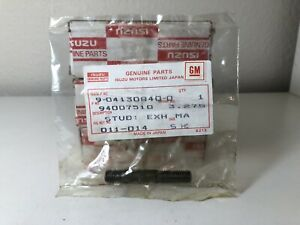 NOS 1987-1997 Isuzu NQR OEM Exhaust Manifold Stud 9-04130840-0