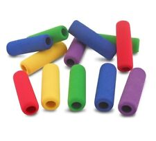 12 Foam Pencil Grips Lefty or Right Handedness Comfort Grip Classroom Pack