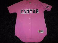 Grand Canyon Antelopes GCU Softball Team Nike Game Used Worn Jersey 36