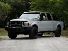 2001 Ford F-250 PLATINUM 4x4 1 Owner CarFax certified
