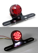 Rear Light Chopper Style with Red LED, Easyriders, For Harley - Davidson