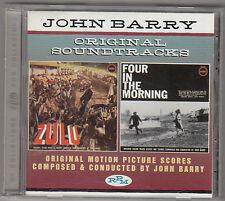 JOHN BARRY - zulu / four in the morning O.S.T. CD