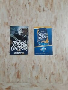 2015 San Diego Chargers (National Football League) Bud Light Spanish schedule