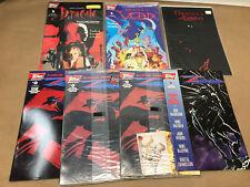 1993 Topps Zorro/Dracula Lot Comic Books 0 1 Vlad the Impaler