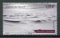 French Andorra 2019 MNH Estanyo del Querol Lake 1v Set Lakes Tourism Stamps