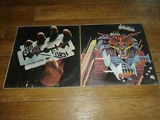 "Judas priest ""british Steel - defenders of the Faith"" 2 lp vinyl russian"