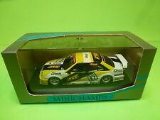 MINICHAMPS 1:43 OPEL OMEGA 3000 EVO TEAM IRMSCHER  STRYCEK   - NEAR MINT IN BOX