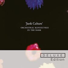 OMD (Orchestral Manoeuvres In The Dark) - Junk Culture (Deluxe Edition) Extended