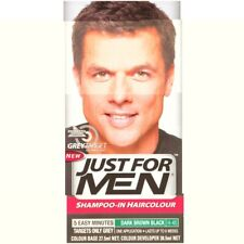 Just For Men Brown Black Hair Colour 100g