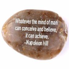 Holy Land Market Engraved Inspirational Stones Collection - Stone Iv : Napoleon