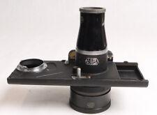 Leica/Leitz Focoslide Set for M (50mm Summicron) - OOTGU/LVFOO/VSPOO - Nice