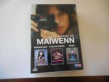 Le Cinema De Maiwenn 3 DVD set Just missing the shrink wrap