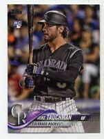 2018 Topps Update MIKE TAUCHMAN Logo Rookie Card RC #US61 New York Yankees *QTY*