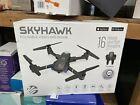 Vivitar Skyhawk Foldable Video GPS Drone DRC447- Brand New