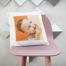 PERSONALISED LUXURY CUSHION COVER IDEAL GIFT FOR ANY OCCASSION,TEXT OR LOGO