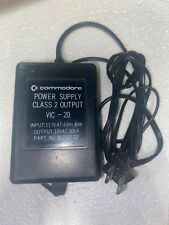 Vic-20 Commodore VIC20 Power Supply class 2 output part no. 902502-02