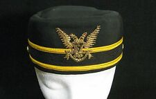 Vintage Masonic 32nd Degree Scottish Rite Hat with a Piece of History Inside