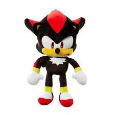Shadow Plüschtier 30cm schwarz aus Sonic The Hedgehog