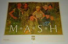 MASH TV Show Goodbye Farewell Amen Poster CBS Fox Video VHS Release Alan Alda