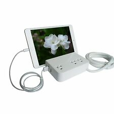 Tablets Smartphones MP3 Players: Universal/Wall Charging Station with Cradle USB