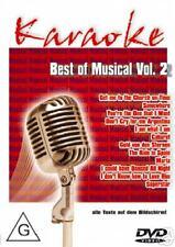 Karaoke DVD - Best of Musical Vol. 2 (NEW) EVITA