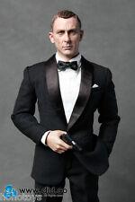 "DID MI6 Agent Jack 1/6 Scale James Bond 12"" Collectible Action Figure"