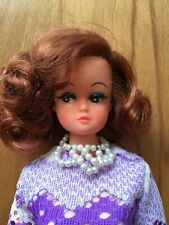 Vintage BARBIE Petra Star Plasty 70er Jahre in org. Petra Outfit