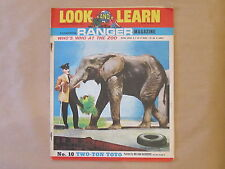 Look & Learn Magazine No 355 2nd November 1968