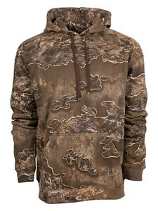 King's Camo Men's Realtree EXCAPE Classic Cotton Pullover Hoodie