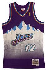 Utah Jazz John Stockton Mitchell and Ness Swingman Jersey XL b950f155f